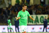 Joie Francois Clerc - 12.09.2015 - Montpellier / Saint Etienne - 5e journee Ligue 1