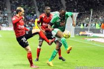 Kevin THEOPHILE CATHERINE - 23.05.2015 - Saint Etienne / Guingamp - 38e journee Ligue 1