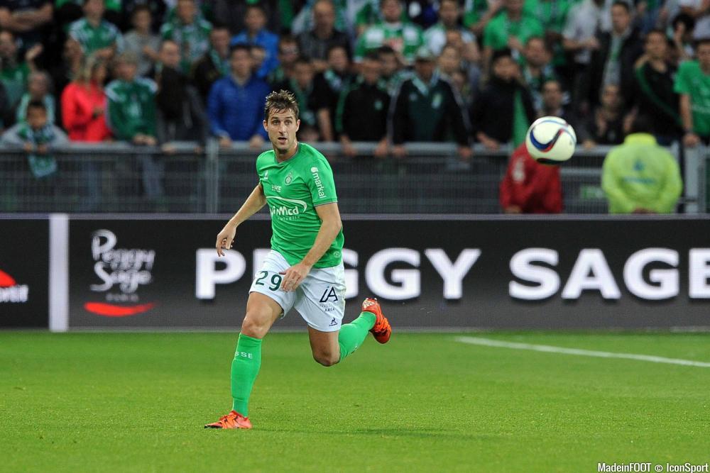 François Clerc est chez les Verts depuis l'été 2012.