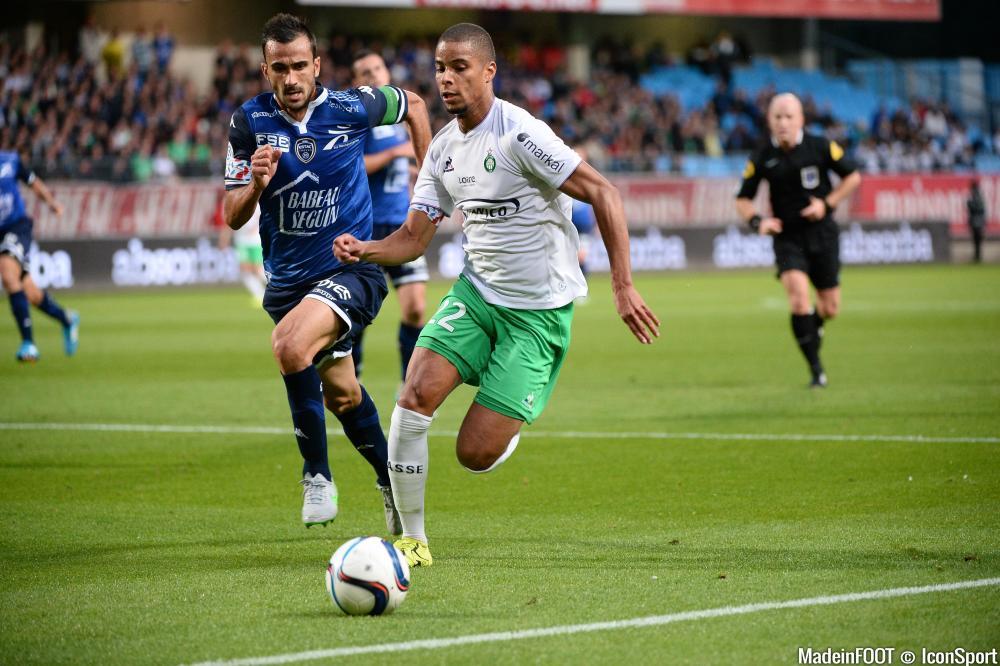 Troyes et Saint-Etienne se retrouvent pour la troisième fois de la saison, samedi soir