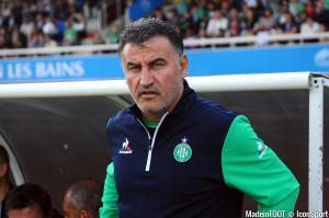Christophe Galtier espère que ses joueurs vont enchaîner après la victoire face à Qabala