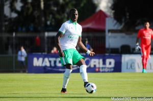 Florentin Pogba est sous contrat à l'ASSE jusqu'en 2018.
