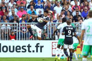 Gaëtan Laborde (Girondins) suscite quelques convoitises en Ligue 1.