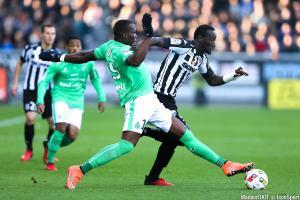 Florentin Pogba, ici sous les couleurs de l'AS Saint-Etienne.