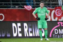Franck TABANOU - 24.01.2016 - Reims / Saint Etienne - 22eme journee Ligue 1
