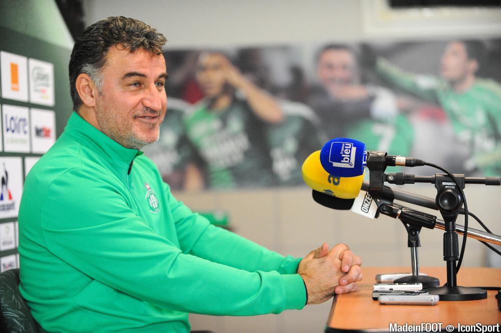 Christophe Galtier pourrait revenir chez les Verts, six mois après son départ.