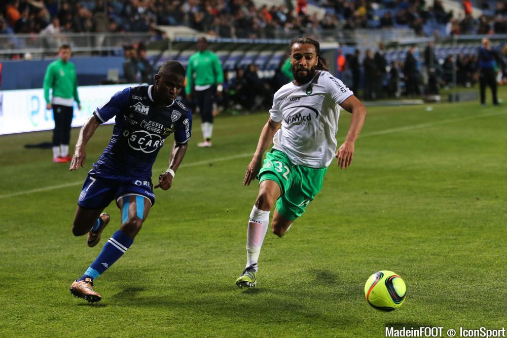 """Driss Zidane, le neveu de """"Zizou"""" quitte le club pour rejoindre Marseille-Consolat"""