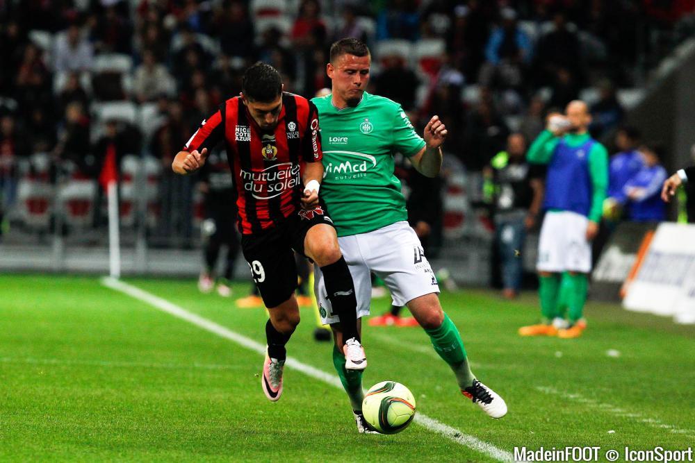 L'ASSE fait partie des clubs intéressés par Jérémy Pied...