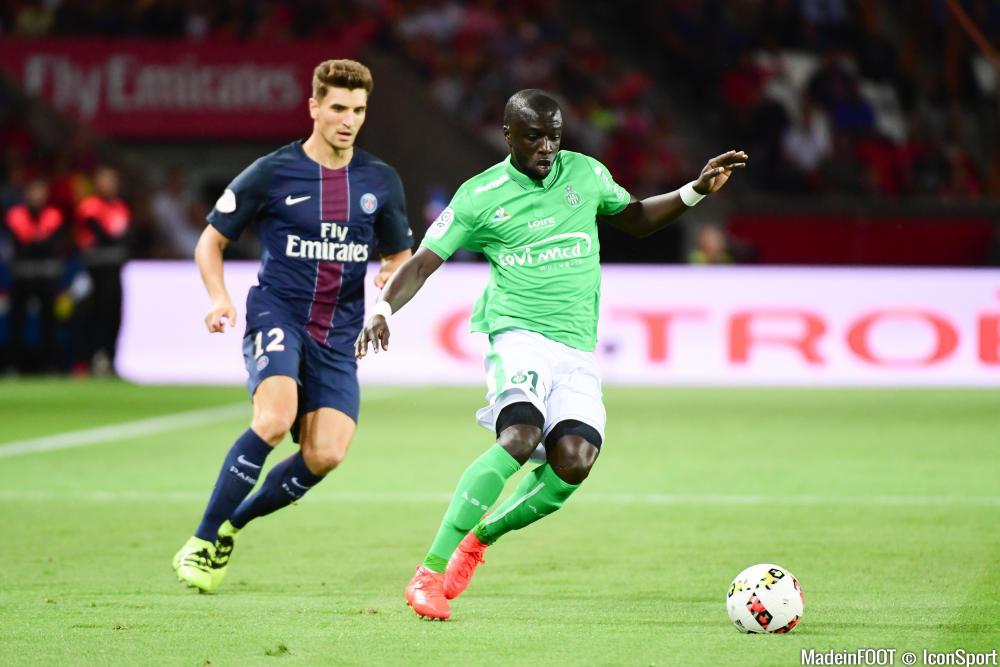 Cheikh M'Bengue n'a disputé que 13 rencontres de Ligue 1 cette saison