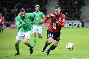 Loïc Perrin devrait prolonger son contrat de deux ans.