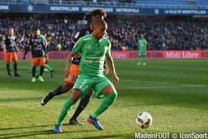 Kévin Monnet-Paquet (ASSE) intéresserait le club de Rennes.