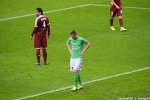 Robert Beric, prêté à Anderlecht, pourrait revenir à l'ASSE en janvier