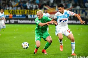 Sanson et l'OM avaient humilié les Verts la saison dernière (4 à 0).
