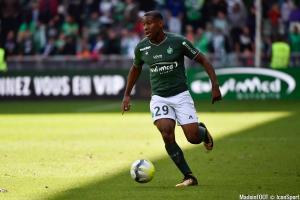 Ronaël Pierre-Gabriel (ASSE) est sous contrat jusqu'en 2021.