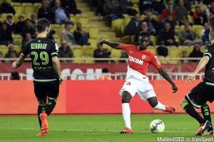 Adama Traoré (AS Monaco) serait sur les tablettes de l'ASSE.