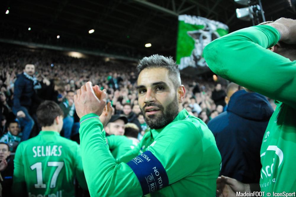Loïc Perrin a prolongé de deux ans son contrat à l'ASSE.