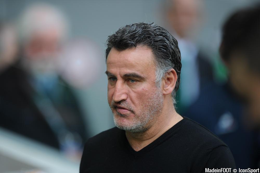 Christophe Galtier a laissé deux jours de repos à ses joueurs
