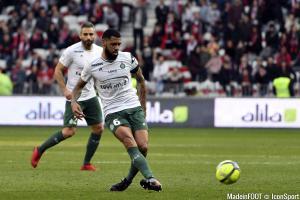 Yann M'Vila (ASSE) a retrouvé le plaisir et l'ambition chez les Verts.