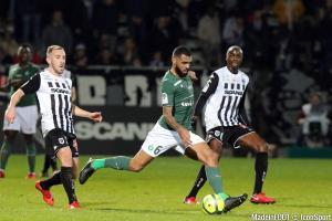 Yann M'Vila et les Verts réalisent une 2e partie de saison ahurissante.