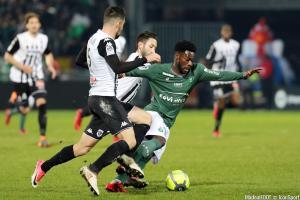 Jonathan Bamba quitte l'AS Saint-Etienne, direction le Lille OSC.