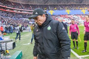 L'actuel coach des Verts continuera-t-il l'aventure dans le Forez ?