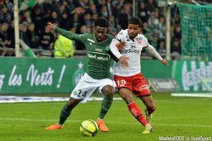 Valentin Rosier (Dijon FCO) serait pisté par l'AS Saint-Etienne.