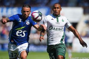 Gonçalves et Gabriel Silva ne se croiseront pas dimanche