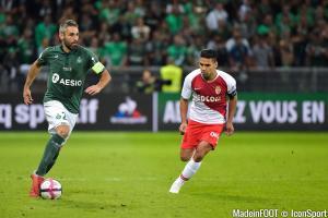 Les compos officielles du match entre le Lille OSC et l''AS Saint-Etienne.