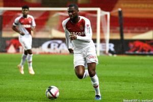 Jean-Eudes Aholou quitte provisoirement l'AS Monaco, direction l'AS Saint-Etienne.