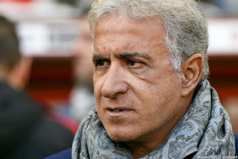 Bernard Caïazzo, le président du conseil de surveillance de l'AS Saint-Etienne.
