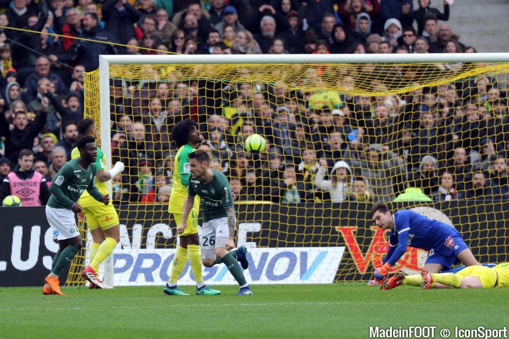 L'ASSE a fait forte impression à Nantes (0-3), ce dimanche après-midi en Ligue 1.