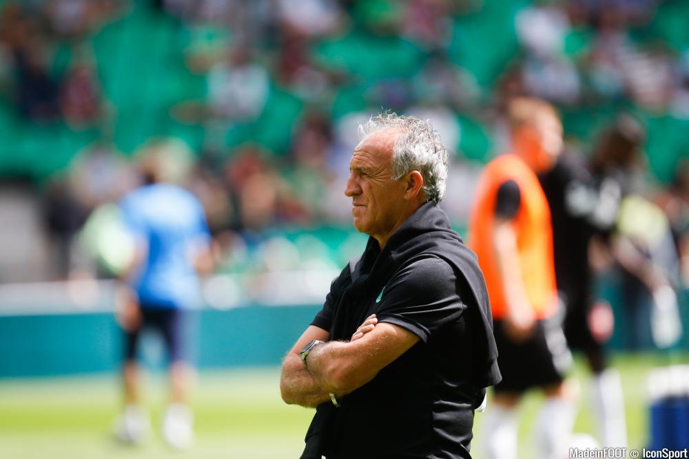 Ghislain Printant est le nouvel entraîneur de l'AS Saint-Etienne.