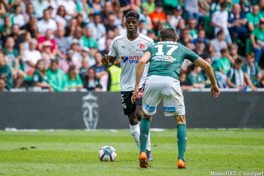 L'ASSE a été accrochée par l'Amiens SC (0-0), ce dimanche après-midi en Ligue 1.