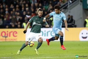 Marseille reçoit Saint-Etienne ce dimanche soir.