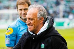 Ghislain Printant va prendre les rênes de l'équipe première de l'AS Saint-Etienne.