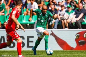 Les compos officielles du match entre le FC Bastia-Borgo (National) et l'AS Saint-Etienne.