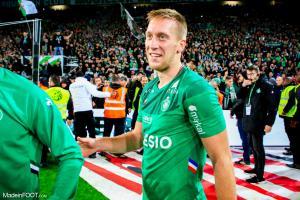 Beric va quitter Saint-Etienne