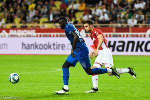 M'Baye Niang, l'attaquant du Stade Rennais FC, devrait être le joker de l'AS Saint-Etienne.
