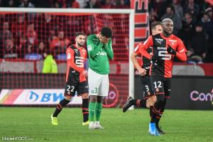 L'album photo du match entre le Stade Rennais FC et l'AS Saint-Etienne.