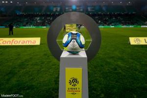 Le programme complet de la 9ème journée de Ligue 1.