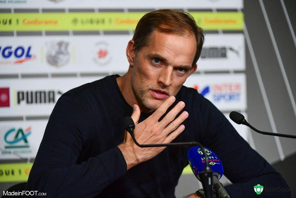 L'entraîneur allemand a fait passer un message très clair