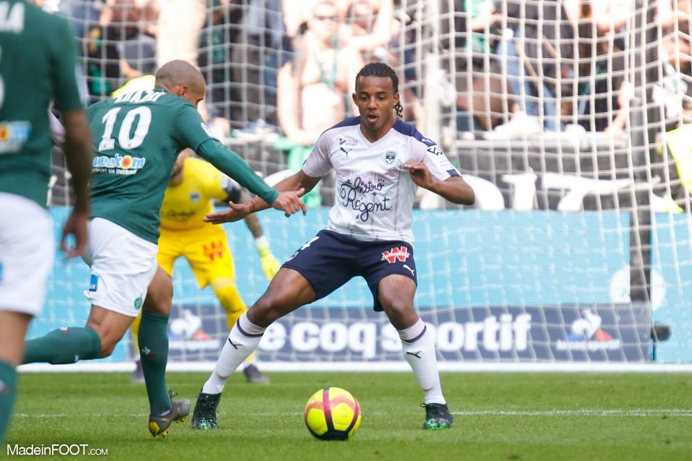 L'ASSE s'est imposée face au FCGB (3-0), ce dimanche après-midi en Ligue 1.