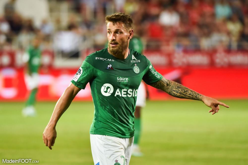 Mathieu Debuchy contre Dijon