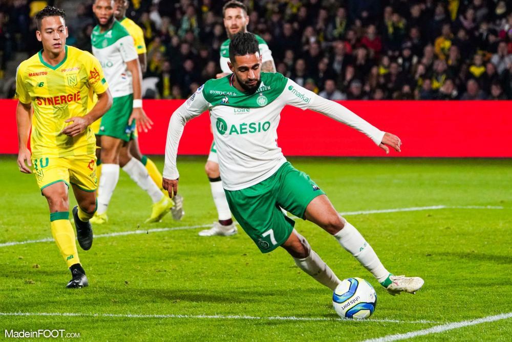 L'album photo du match entre le FC Nantes et l'AS Saint-Etienne.