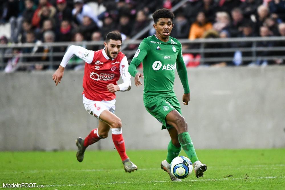 Wesley Fofana a prolongé son contrat sous les couleurs de son club formateur, l'ASSE.