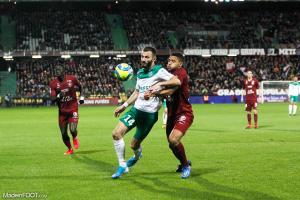 L'album photo du match entre le FC Metz et l'AS Saint-Etienne.