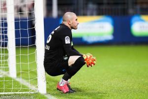 Ruffier n'est plus sous contrat avec Saint-Etienne