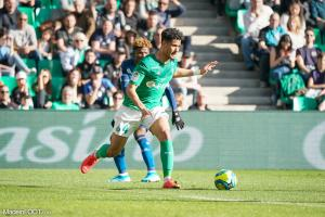 William Saliba va définitivement quitter l'AS Saint-Etienne pour rejoindre Arsenal.