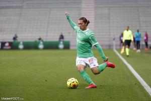 Mercato - Maxence Rivera prolonge chez les Verts (officiel)