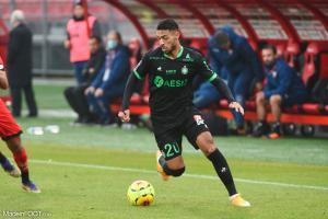 L'album photo du match entre le Dijon FCO et l'AS Saint-Etienne.